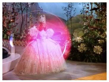 wizardofozglindabubble