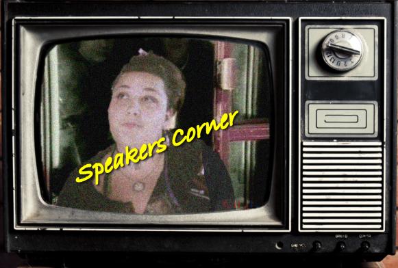 I miss Speakers Corner every day #Canadiana