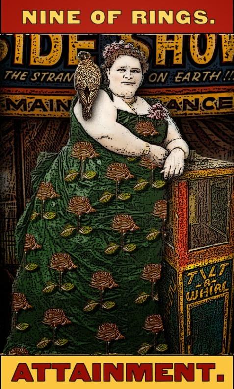 Tarot of the Zirkus Magi