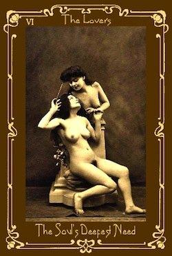 Le Tarot Des Femmes Erotique