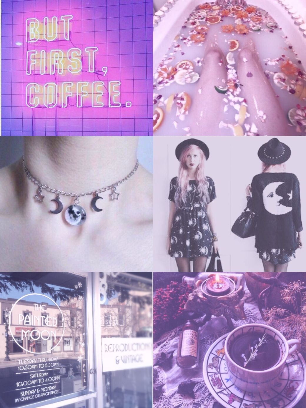 Monday Witch Aesthetic by TheFatFeministWitch