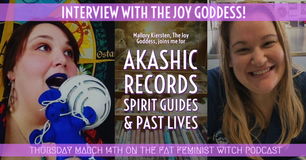 Episode 43 – Interview with Mallory Kiersten, The Joy Goddess