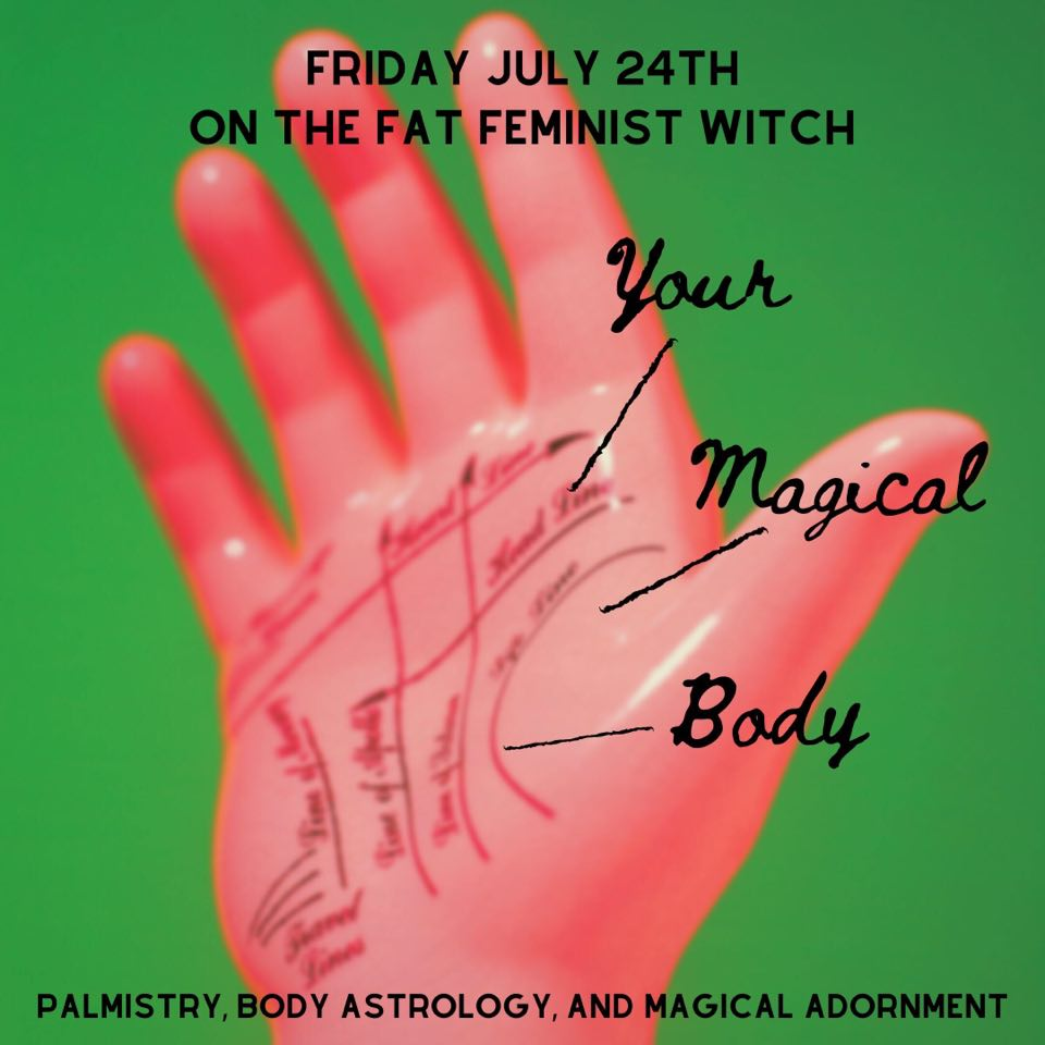 Episode 75 Your Magical Body The Fat Feminist Witch